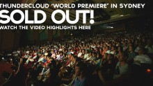 Thundercloud 'World Premiere' Highlights