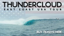Thundercloud East Coast USA tour