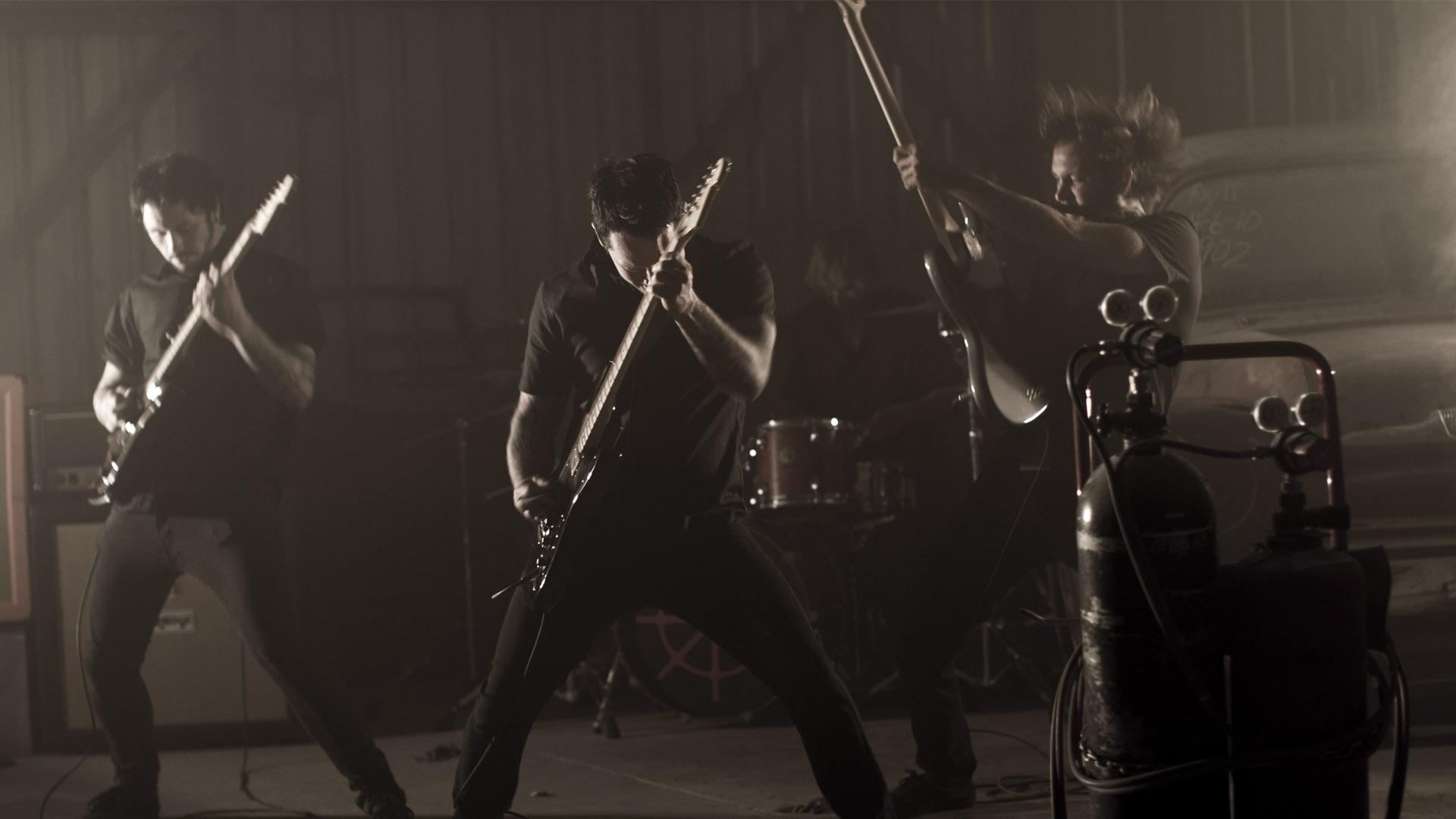Helm Music Video Shoot